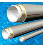 PPR-AL-PPR - Труба полипропиленовая для горячей воды